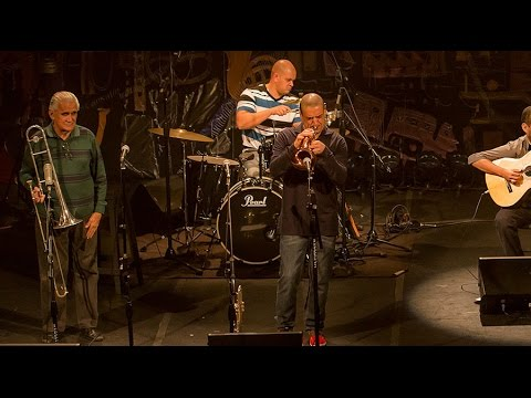 Zé da Velha e Silvério Pontes  Programa Instrumental Sesc Brasil