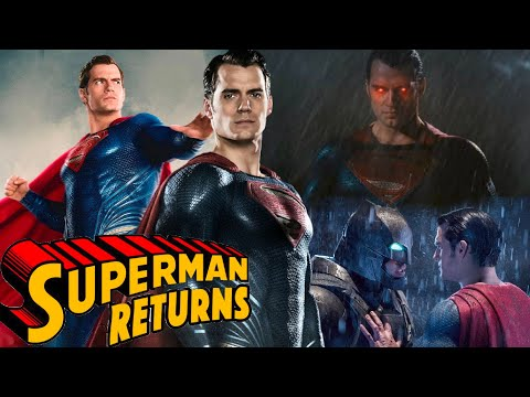 Henry Cavill Talks Superman and DCEU What Does the Future Hold For The Man Of Steel?
