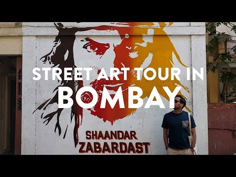 STREET FOOD & ART IN MUMBAI WITH YASH (DAY 2) | What's Good Bombay (2/3)