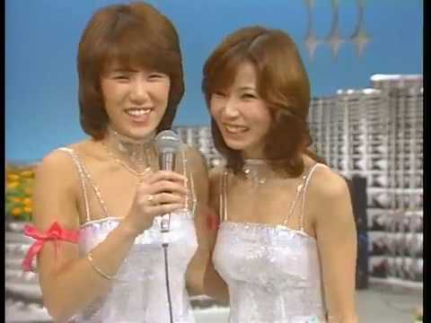 1978.11.20 Pink Lady - Unusual short performance D02P01 ピンク・レディー 53.11.20
