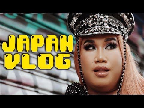 GAY IN JAPAN & DISNEY SEA VLOG  | PatrickStarrr thumbnail