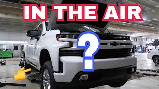 2019 Silverado What does the Underside Look Like?