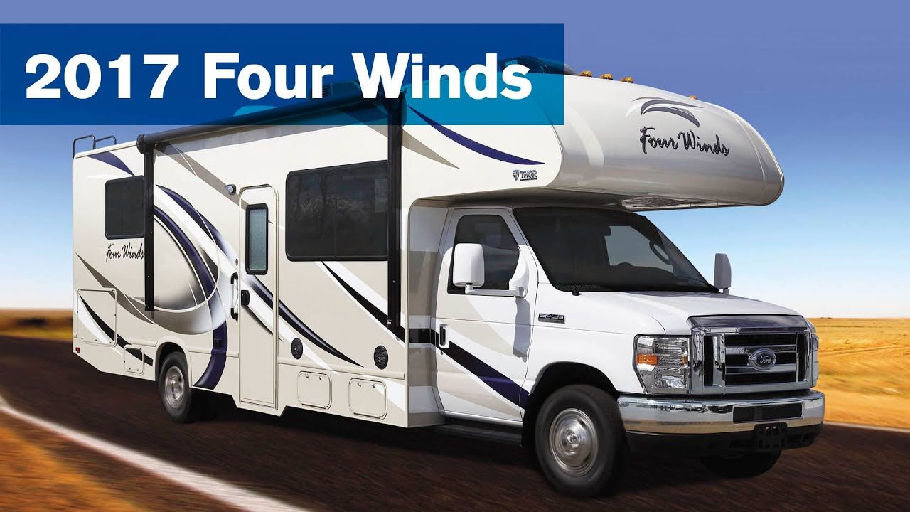 2017 four winds new highlights youtube rh youtube com RV Owners ManualsOnline four winds motorhome owners manual