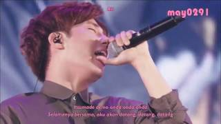 [INDO SUB] INFINITE - She's Back Japanese Ver. (LIVE @Dilemma Concert In Tokyo)