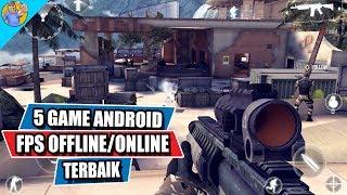 5 Game Android FPS Offline/Online Terbaik Versi Momoy Android Gamer