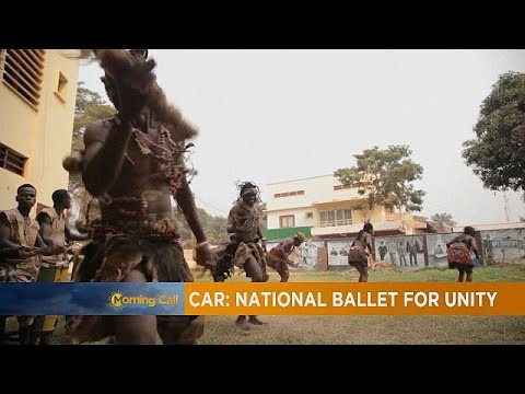 National Ballet for Unity in the Central African Republic CAR