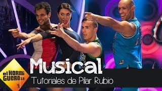 Pilar Rubio nos transporta al Broadway más explosivo: 7 musicales en dos minutos - El Hormiguero 3.0