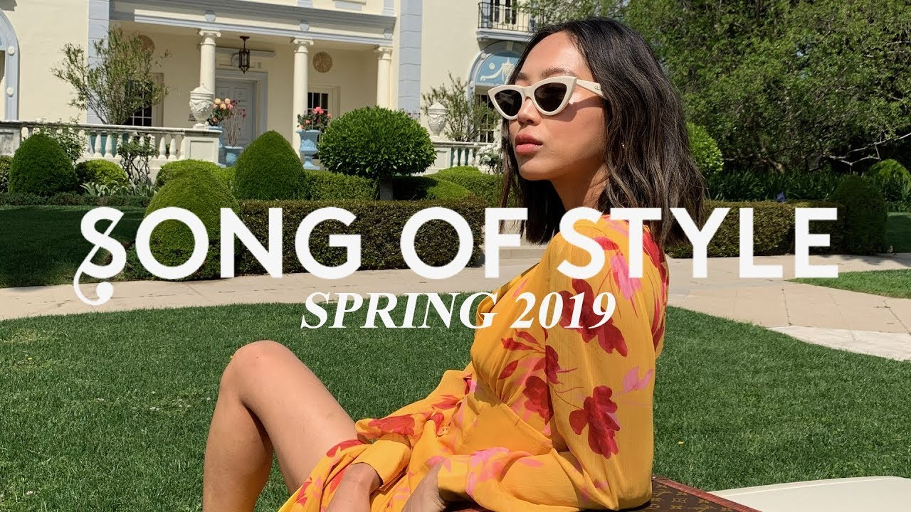 Song of Style Spring 2019 Lookbook   Song of Style Collection   Aimee Song 3