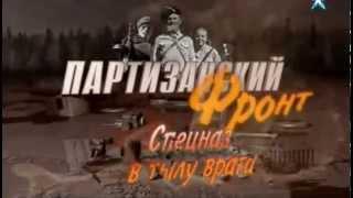 Партизанский фронт 3 серия: Спецназ в тылу врага