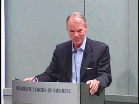 A. Michael Spence, 2001 Nobel Prize Winner in Economic Sciences, Delivers Last Lecture