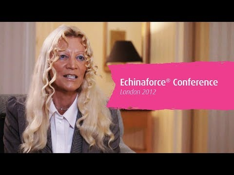 Dr Margaret Ritchie about A.Vogel Echinaforce®