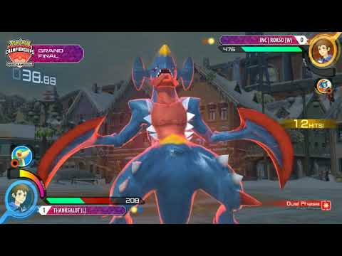 2018 Pokémon North America International Championships: Pokkén Tournament DX Grand Finals