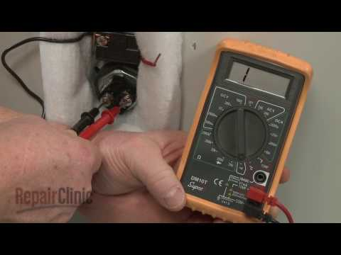 Water Heater Heating Element Testing