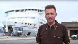 Brittany Ferries And The Environment With Chris Packham