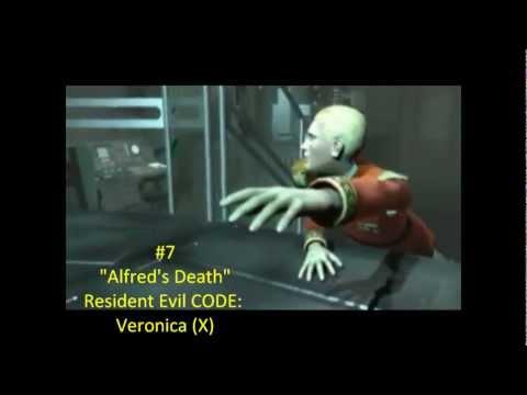 Top 10 Resident Evil Sad Scenes