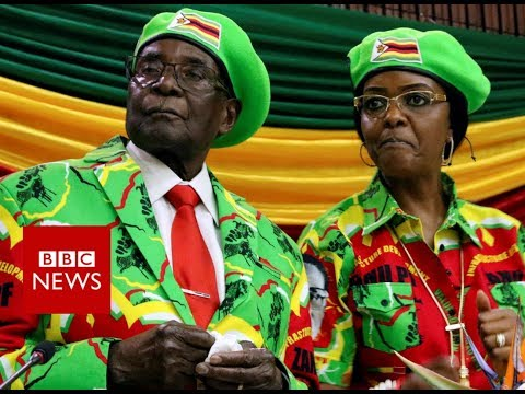 Zimbabwe crisis: Mugabe 'Not Prepared to Break the Constitution by Leaving Office' - BBC News