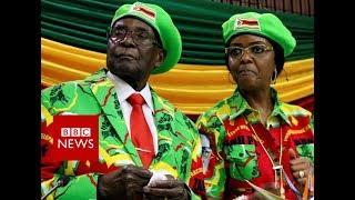 Zimbabwe crisis: Mugabe