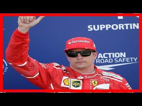 F1   Raikkonen refuses to give up on ferrari's f1 season
