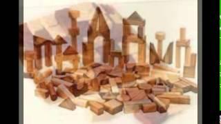 Small Wooden Blocks