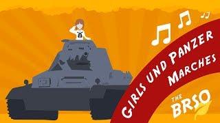 Girls und Panzer - Marches for Orchestra