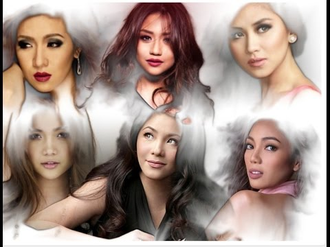 13 Philippine's Female Greatest Singers/Belters Of All Time