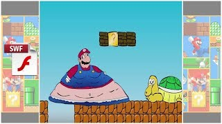 Super Sized Mario Bros  on Miniplay com