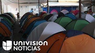 Albergues en Tijuana, al límite de su capacidad por masiva llegada de migrantes centroamericanos