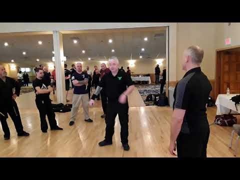 Martial arts symposium new hampshire 2018 FMA knife part 5