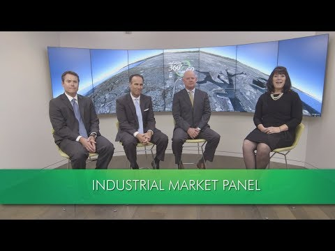 """Industrial Panel: 2014 CBRE/Allen Matkins """"Real Estate 360 in 60"""" Southern California Forecast"""