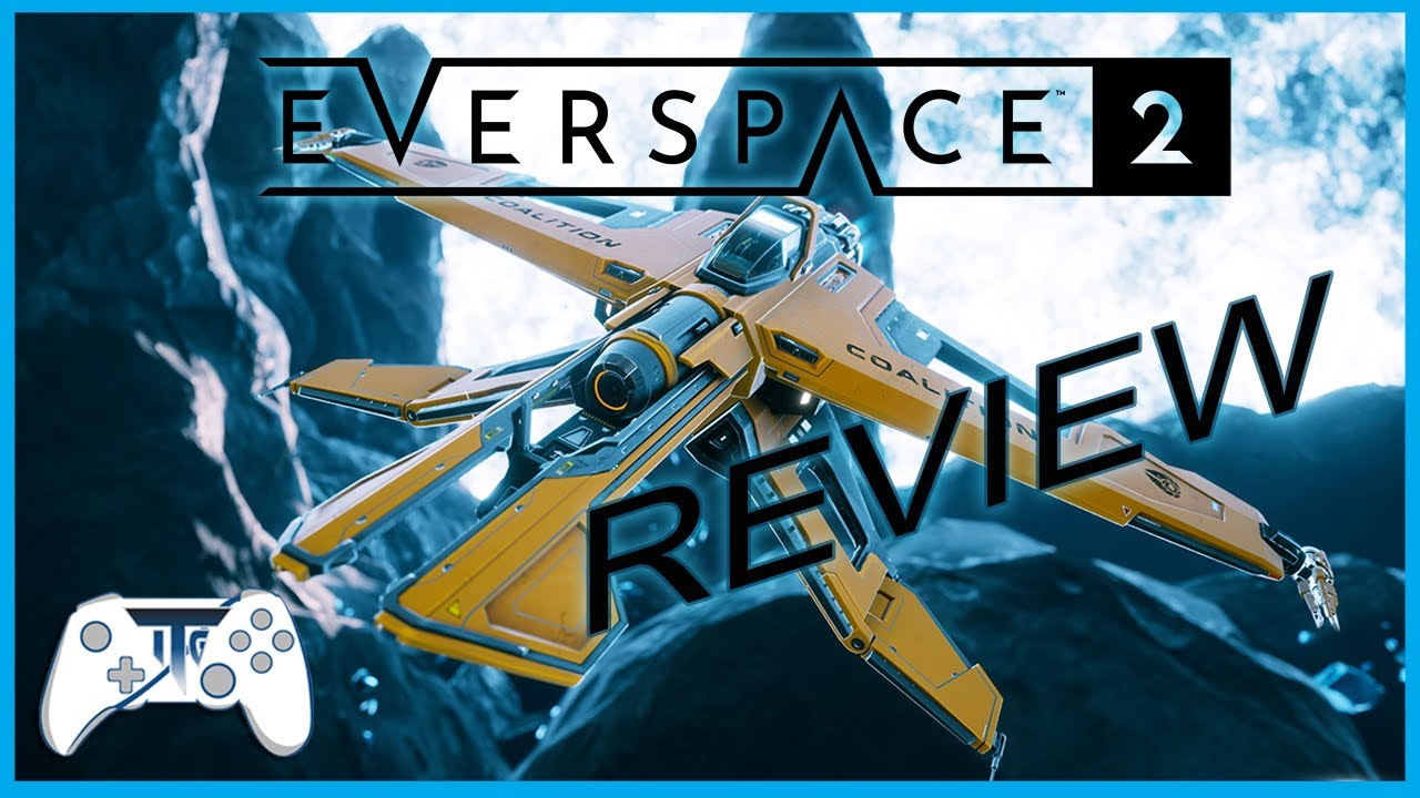 Everspace 2 - Review - To Space & Beyond! (Video Game Video Review)