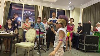 신동가수.민혁.나팔바지.댄스.가수 함중아를 사랑하는 밴드첫모임
