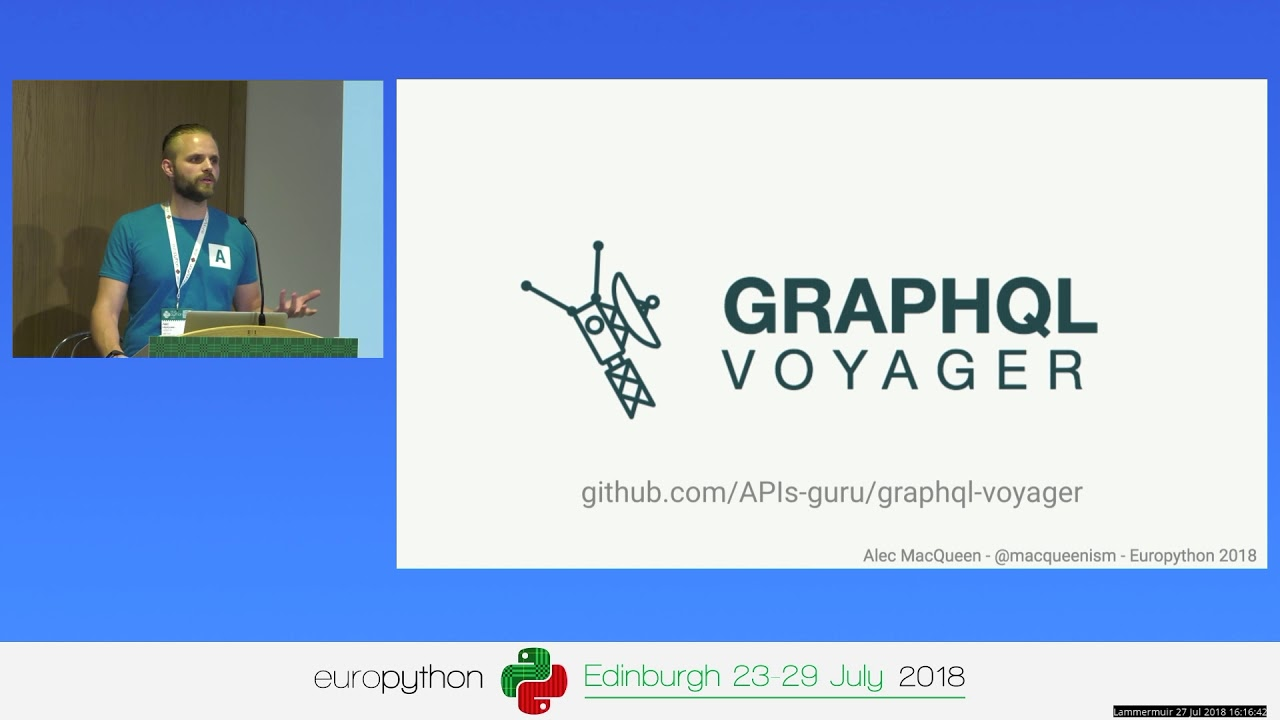 Image from Python and GraphQL