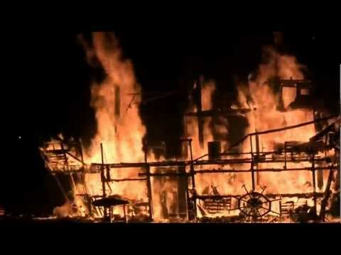 Woodford Folk Festival Fire Event 2012-2013, The full Show HD