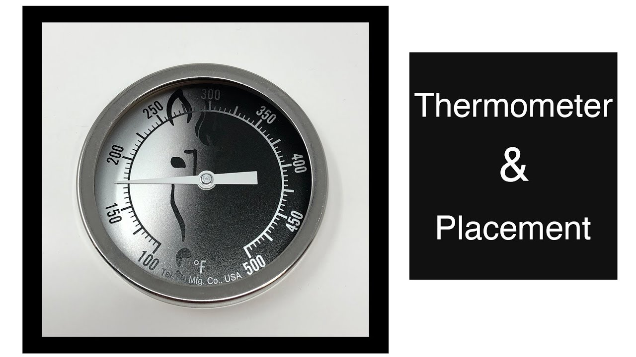 Our Thermometers and Thermometer Placement