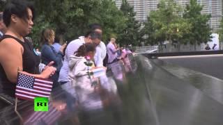 В США почтили память жертв теракта 11 сентября