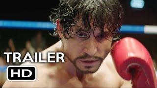 Hands of Stone Official Trailer #1 (2016) Edgar Ramírez, Robert De Niro Boxing Movie HD