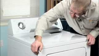 Dryer Repair- Replacing the Multi Rib Belt (Whirlpool Part #341241)