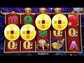 5 Dragons Gold Slot Machine Max Bet BONUSES Won | Live Slot Play w/NG Slot | Bunch Of Bonuses