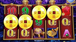 5 Dragons Gold Slot Machine Max Bet BONUSES Won | Live Slot Play w/NG Slot | Bunch Of Bonuses