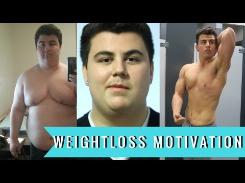 My 140lb Youtube Transformation | Weightloss Motivation | 312lbs – 172lbs