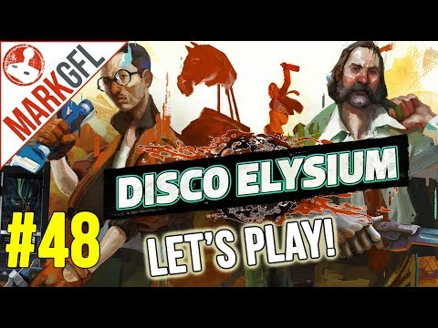 Let's Play Disco Elysium - Chaotic Detective RPG - Part 48