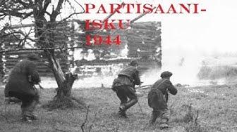Seitajärven partisaani-isku 1944 - Unohdettu sotarikos