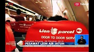 Sebelum Jatuh, Pesawat Lion Air JT 610 Take Off Pada 06:20 WIB - BIS 29/10
