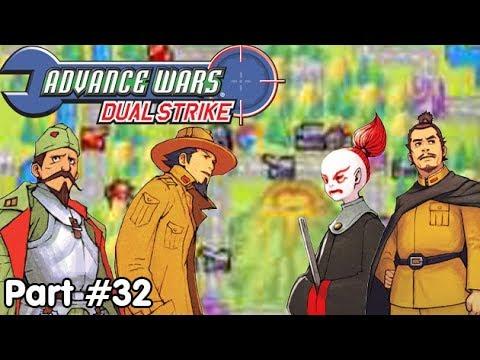 Slim Plays Advance Wars: Dual Strike - #32. Volcanicity