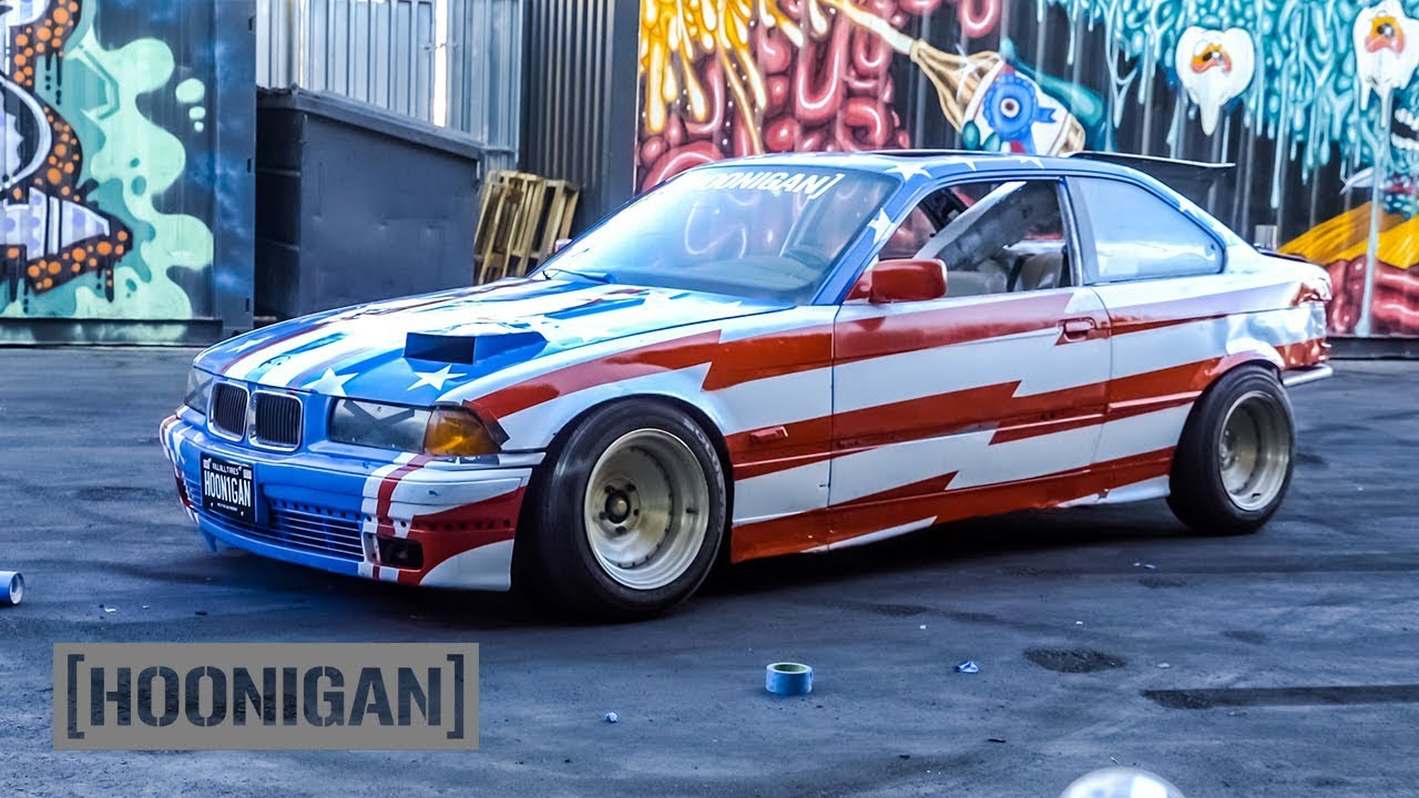 Hoonigan Dt 144 Sema Bound Rebirth Of Sh Tcar Youtube