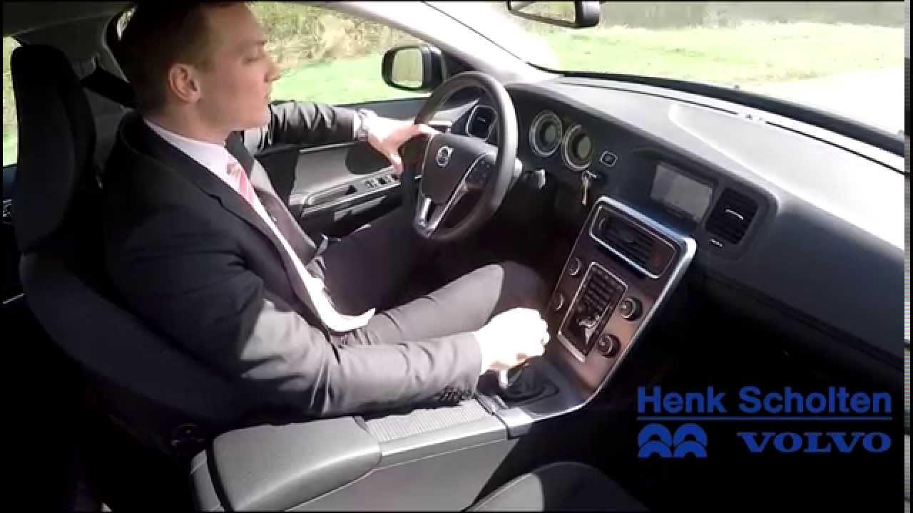 Volvo S60 T3 Automaat Momentum - Henk Scholten Tiel - YouTube