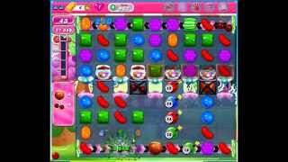 Candy Crush Saga Nivel 962 completado en español sin boosters (level 962)