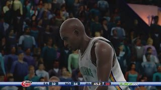 Chris Paul Rookie Debut NBA 2K6 Hornets Spurs HD 60FPS Xbox 360
