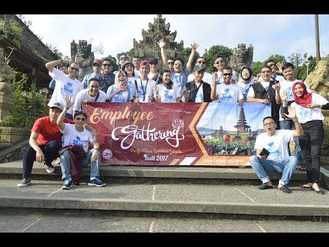 DEKAVIESTRAVEL EMPLOYEE GATHERING PACIFIC PLACE RESIDENCES GOES TO BALI 2017 KLOTER 1