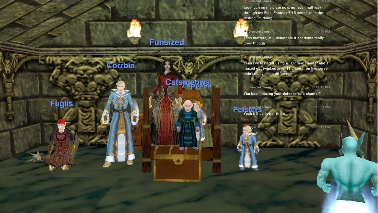 The day draws near    (Coirnav launch) | EverQuest Forums